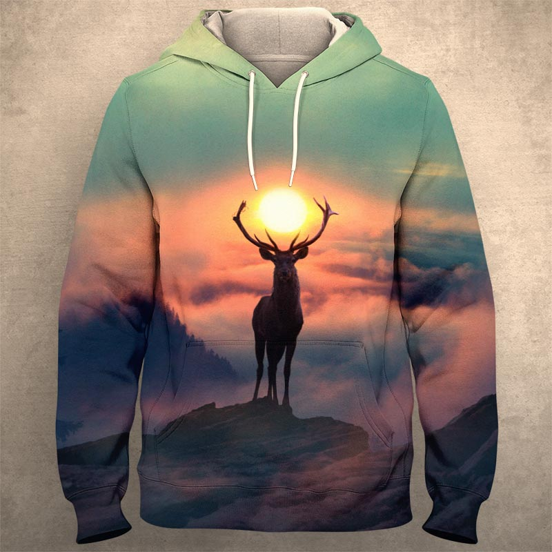 PHOTO MANIPULATION Hoodie 0664
