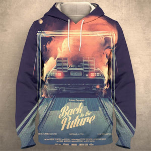 BACK TO THE FUTURE Hoodie 0175