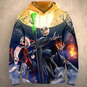 THE NIGHTMARE BEFORE CHRISTMAS Hoodie 1069