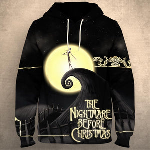 THE NIGHTMARE BEFORE CHRISTMAS Hoodie 1070