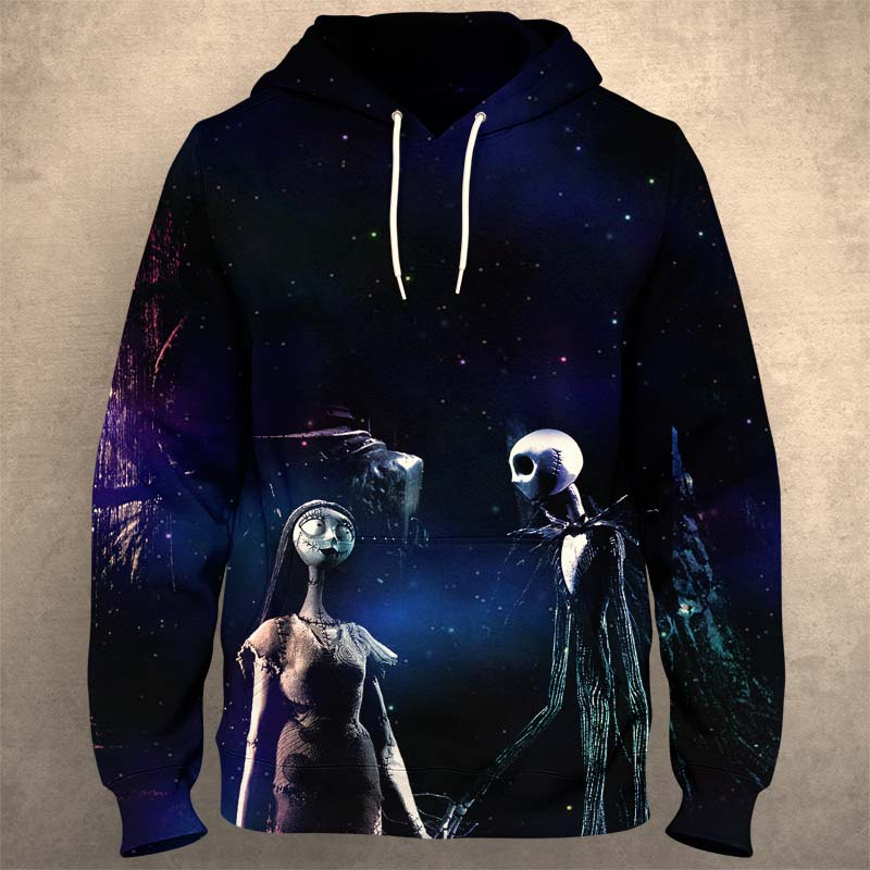 THE NIGHTMARE BEFORE CHRISTMAS Hoodie 1071