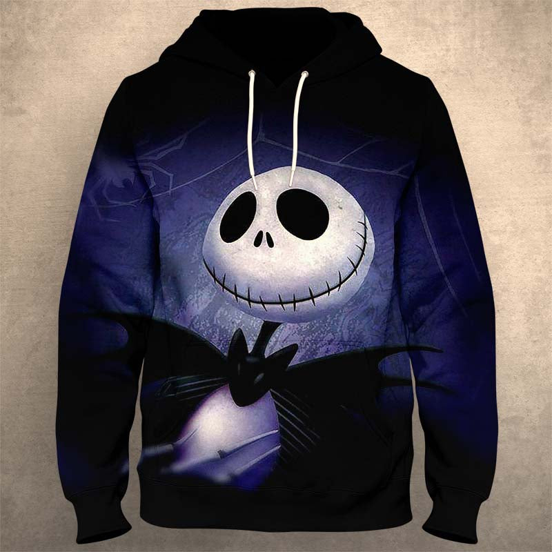 THE NIGHTMARE BEFORE CHRISTMAS Hoodie 1072