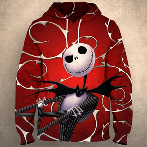 THE NIGHTMARE BEFORE CHRISTMAS Hoodie 1074