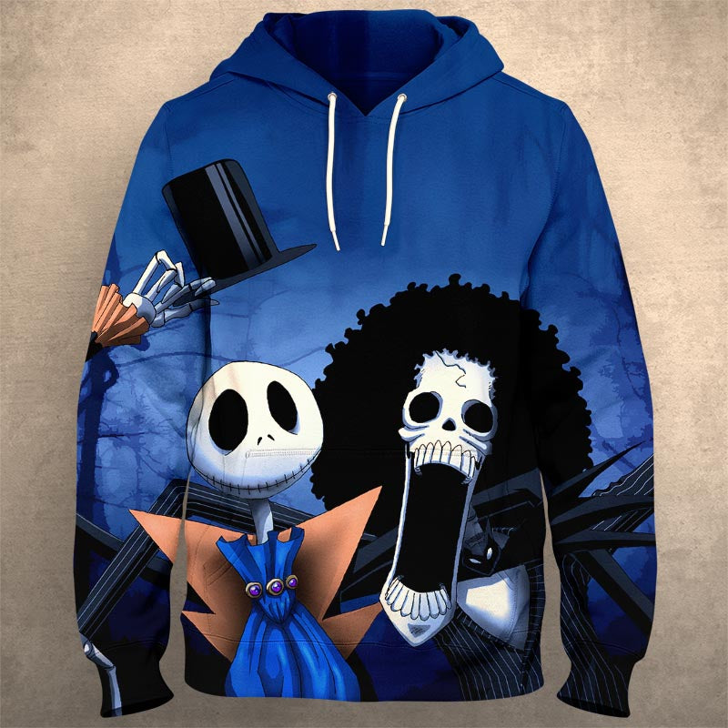 THE NIGHTMARE BEFORE CHRISTMAS Hoodie 1075