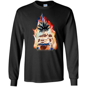 goku 2 LS Ultra Cotton T-Shirt