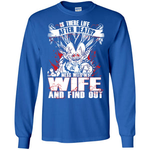 vegeta wife LS Ultra Cotton T-Shirt