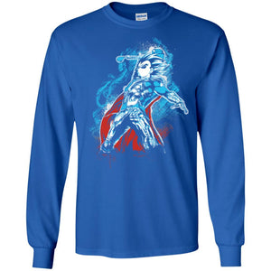 DBZ THOR LS Ultra Cotton T-Shirt