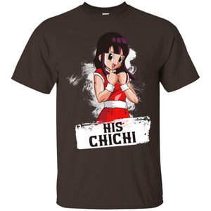 DBZ HIS CHICHI Ultra Cotton T-Shirt