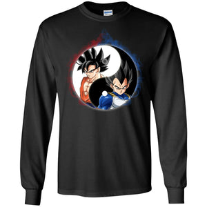 YINYANG DBZ LS Ultra Cotton T-Shirt