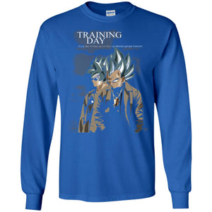 tranning day LS Ultra Cotton T-Shirt