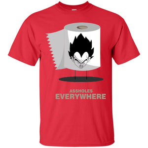 dbz everywhere Ultra Cotton T-Shirt