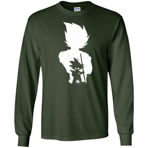 goku 2 form LS Ultra Cotton T-Shirt