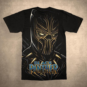 Black Panther Tshirt 0020