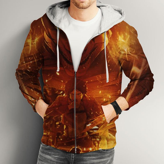 Attack On Titan ZIP Hoodie