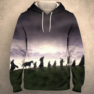 LORD OF THE RINGS Hoodie 0198