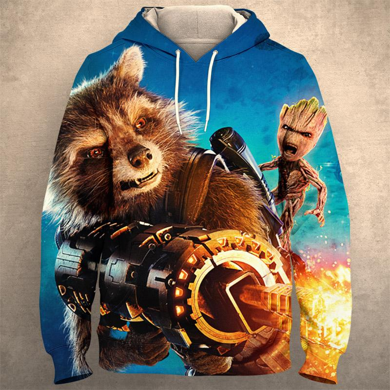 GUARDIANS OF THE GALAXY Hoodie 0275