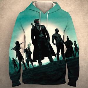 GUARDIANS OF THE GALAXY Hoodie 0277