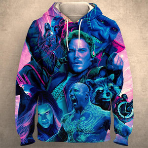 GUARDIANS OF THE GALAXY Hoodie 0279