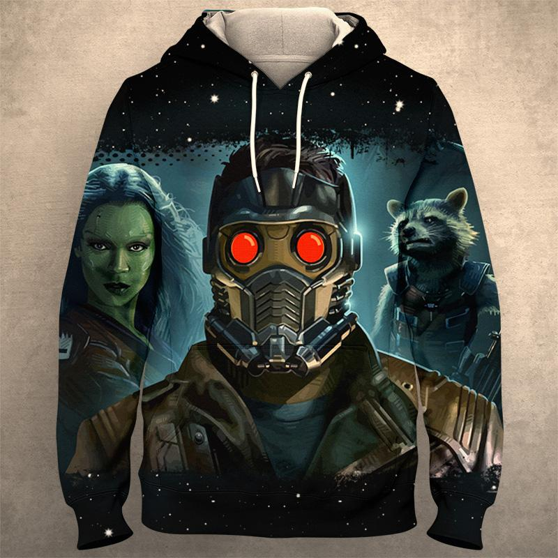 GUARDIANS OF THE GALAXY Hoodie 0281