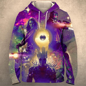 GUARDIANS OF THE GALAXY Hoodie 0284