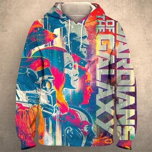 GUARDIANS OF THE GALAXY Hoodie 0285