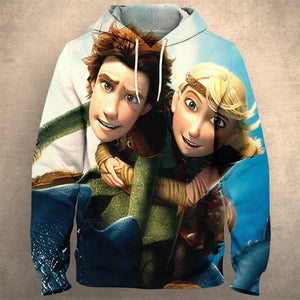 HOW TO TRAIN YOUR DRAGON Hoodie