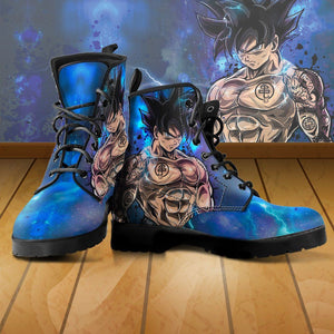 DBZ Goku New Shoes