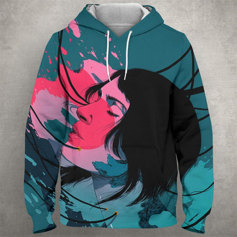 GHOST OF THE SHELL Hoodie 0578