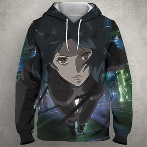 GHOST OF THE SHELL Hoodie 0580