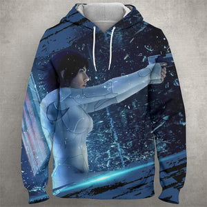 GHOST OF THE SHELL Hoodie 0582