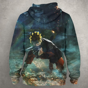 Dragon Ball One Piece 3D Printed Hoodie 0730
