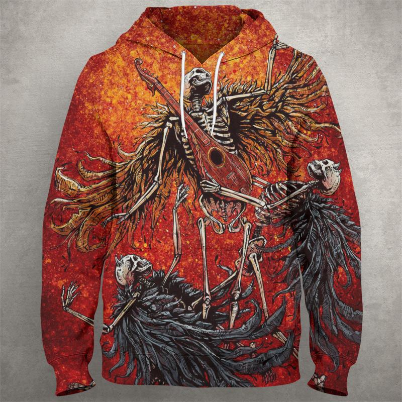 DAY OF THE DEAD Hoodie 0865
