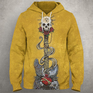 DAY OF THE DEAD Hoodie 0866