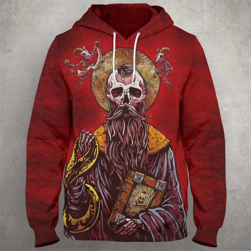 DAY OF THE DEAD Hoodie 0867