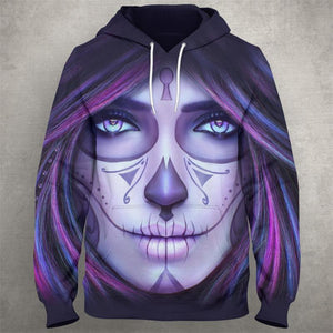 DAY OF THE DEAD Hoodie 0868