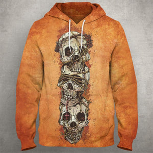 DAY OF THE DEAD Hoodie 0869