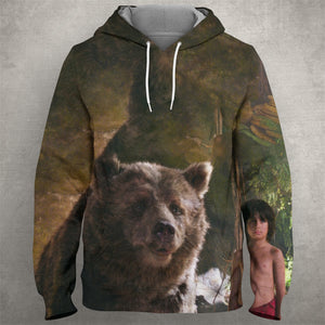 The Jungle Book Hoodie 0107