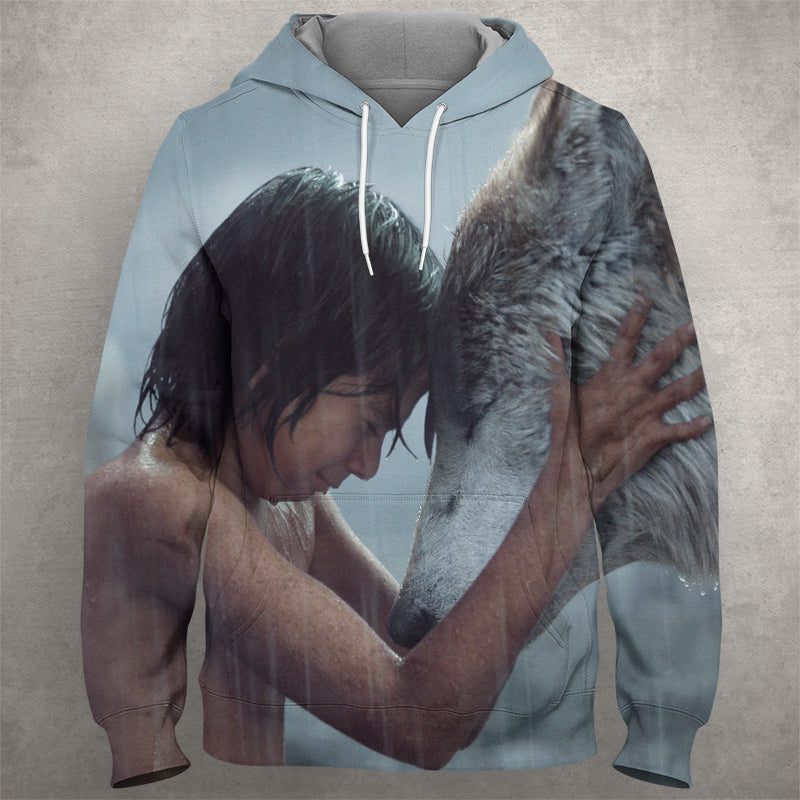 The Jungle Book Hoodie 0110