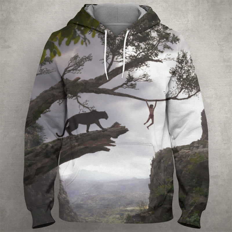 The Jungle Book Hoodie 0111