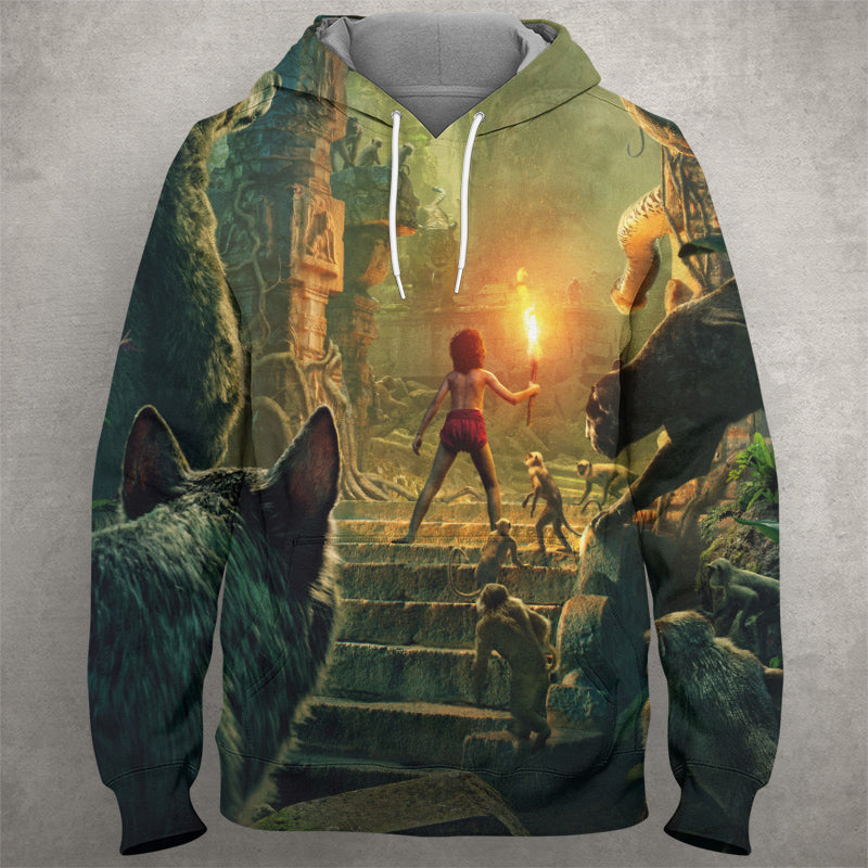 The Jungle Book Hoodie 0113