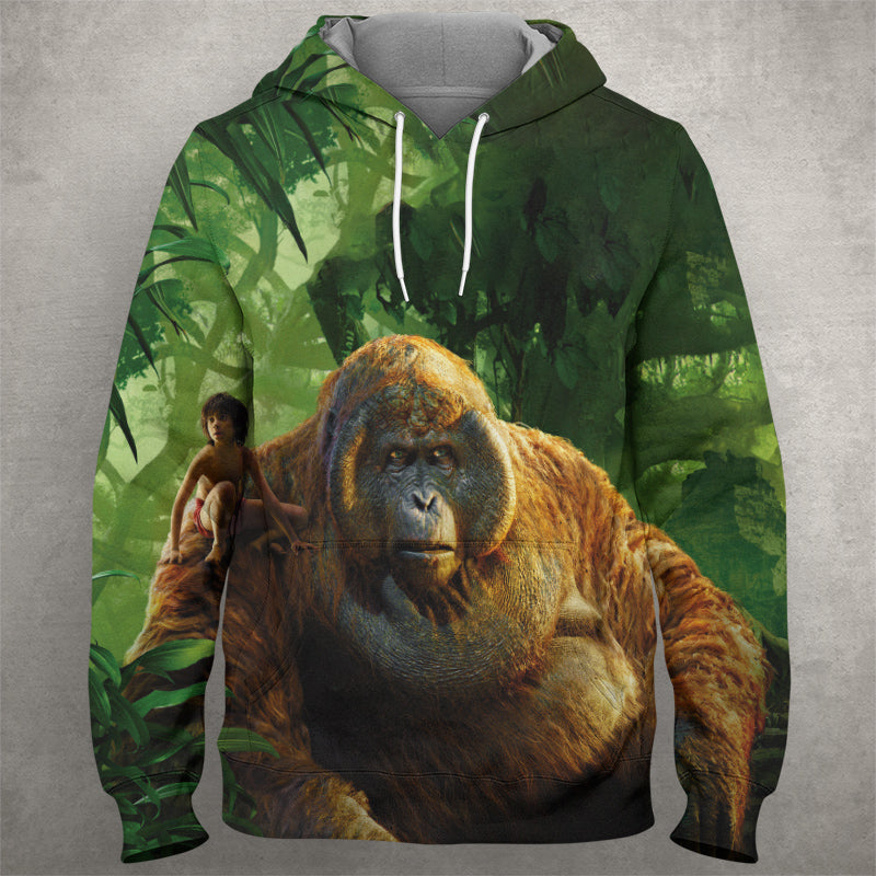 The Jungle Book Hoodie 0114