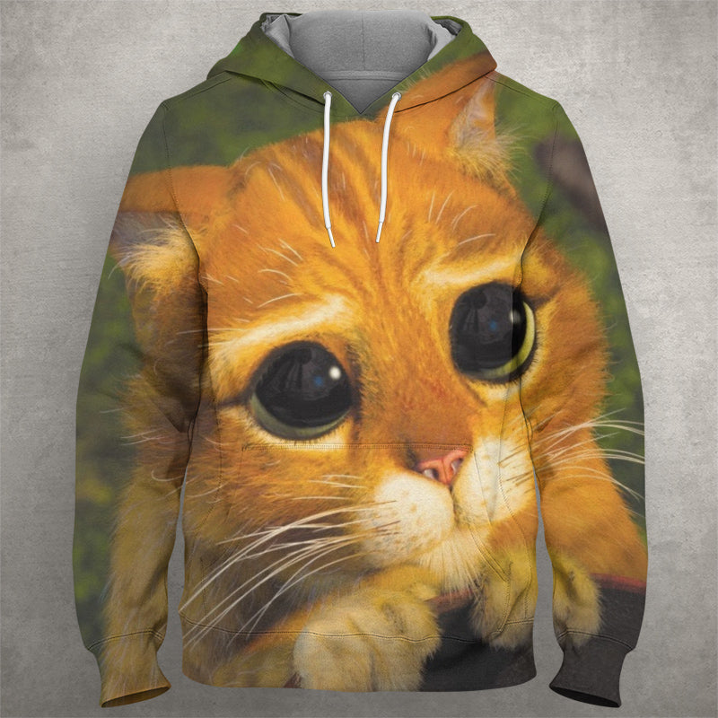 Puss In Boots Hoodie 0015