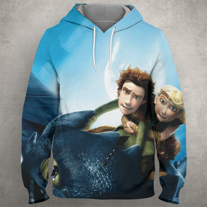How to Train Your Dragon Hoodie 0056