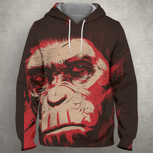War For The Planet Of The Apes Hoodie 0079