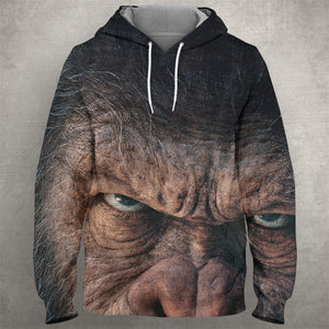 War For The Planet Of The Apes Hoodie 0081