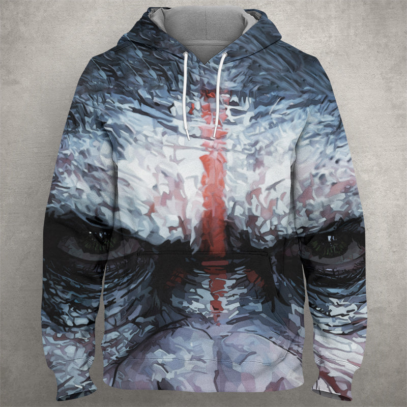 War For The Planet Of The Apes Hoodie 0083
