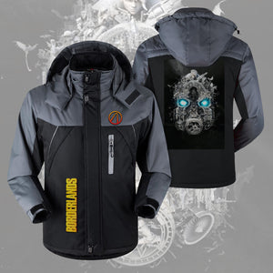 Waterproof Windbreaker Jacket Windproof Rain Jacket WIJ-0011