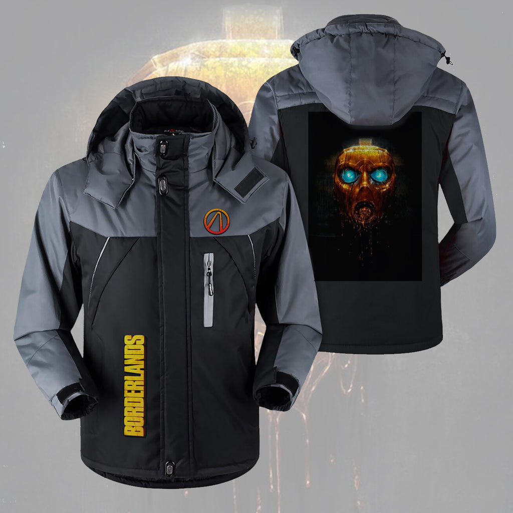 Waterproof Windbreaker Jacket Windproof Rain Jacket WIJ-0012