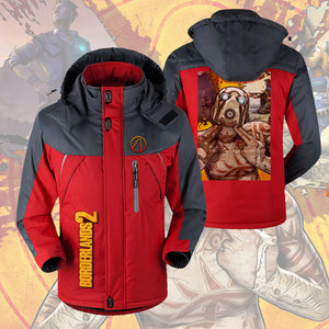 Waterproof Windbreaker Jacket Windproof Rain Jacket WIJ-0013