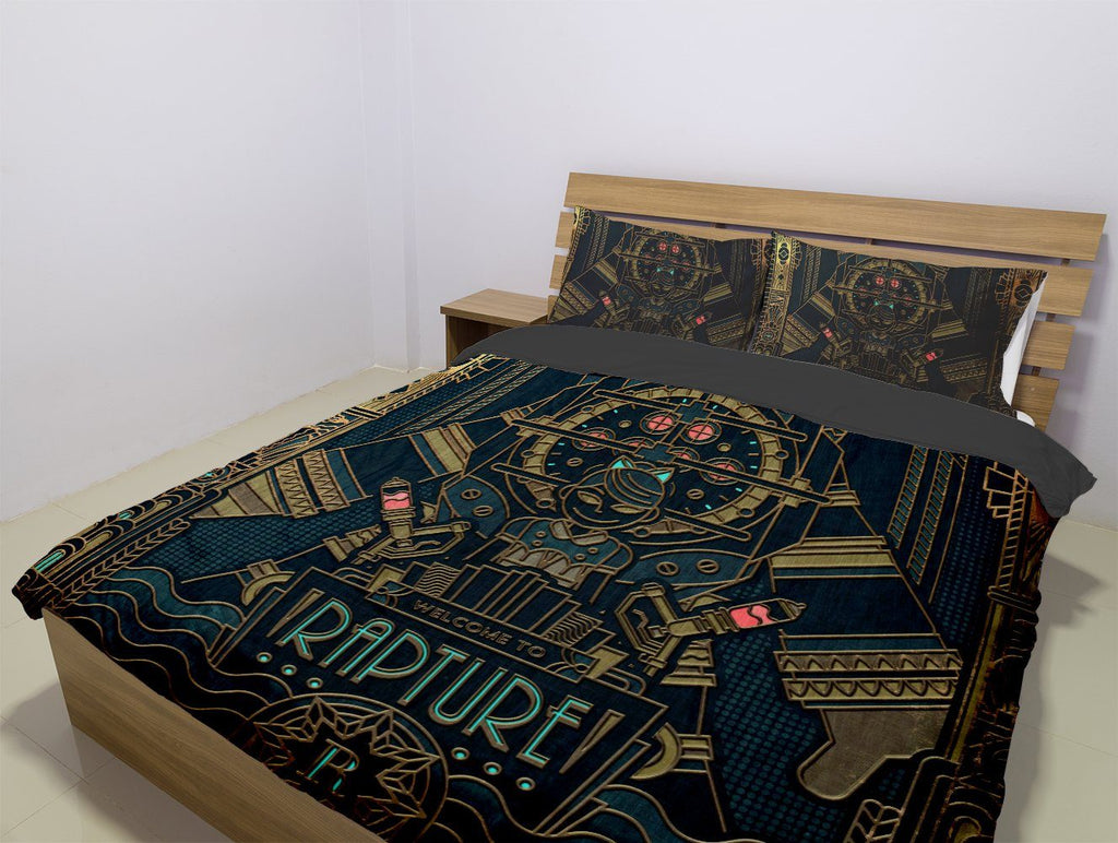 BIOSHOCK BEDDING SET 0355